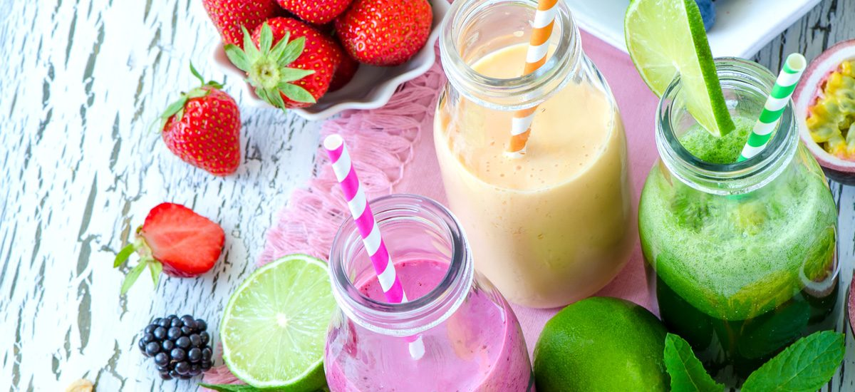 Cleanse Your Body From Toxins With Juice
